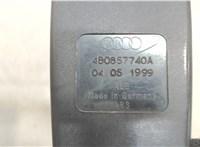 4b0857740a Замок ремня безопасности Audi A6 (C5) 1997-2004 6766683 #3