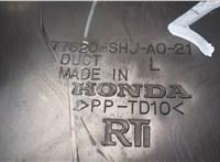 Дефлектор обдува салона Honda Odyssey 2004- 6770188 #3
