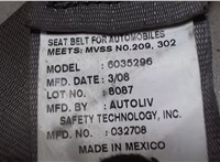 Ремень безопасности Honda Odyssey 2004- 6770247 #2