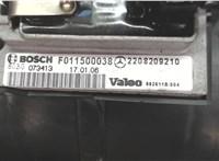 Двигатель отопителя (моторчик печки) Mercedes GL X164 2006-2012 6773633 #4