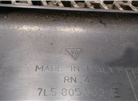 7l5805503e Пластик (обшивка) моторного отсека Porsche Cayenne 2007-2010 6777317 #3