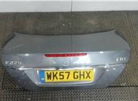 Крышка (дверь) багажника Mercedes E W211 2002-2009 6780022 #1
