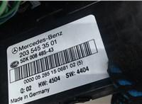 Блок предохранителей Mercedes C W203 2000-2007 6780554 #3