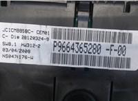 Щиток приборов (приборная панель) Citroen C4 Picasso 2006-2013 6781605 #3