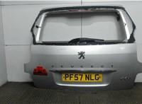 Крышка (дверь) багажника Peugeot 807 6781742 #1