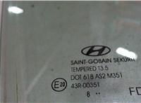 824212R010 Стекло боковой двери Hyundai i30 2007-2012 6782347 #2