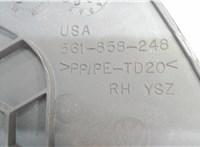 561858248 Пластик (обшивка) салона Volkswagen Passat 7 2010-2015 6804903 #3
