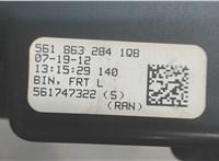561863284 Пластик (обшивка) салона Volkswagen Passat 7 2010-2015 6804914 #3