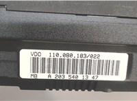 A2035401347 Щиток приборов (приборная панель) Mercedes C W203 2000-2007 6822360 #3