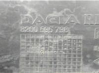 8200595798 Защита моторного отсека (картера ДВС) Dacia Logan 2004-2012 6840202 #2