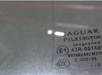 Стекло боковой двери Jaguar XF 2007–2012 6843408 #2