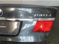 Крышка (дверь) багажника BMW 7 F01 2008-2015 6843538 #3