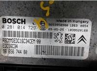 9665674480 Блок управления (ЭБУ) Citroen C4 Grand Picasso 2006-2013 6862182 #3