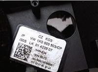 Переключатель поворотов и дворников (стрекоза) Volkswagen Touran 2003-2006 6863831 #4