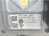 Блок управления (ЭБУ) Volkswagen Touareg 2010-2014 6865364 #3