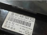 Переключатель отопителя (печки) Audi A8 (D3) 2003-2010 6865420 #3